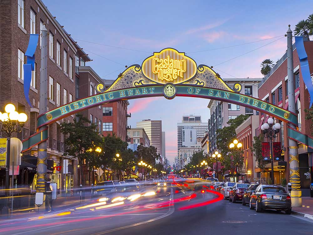 Image of Gaslamp District