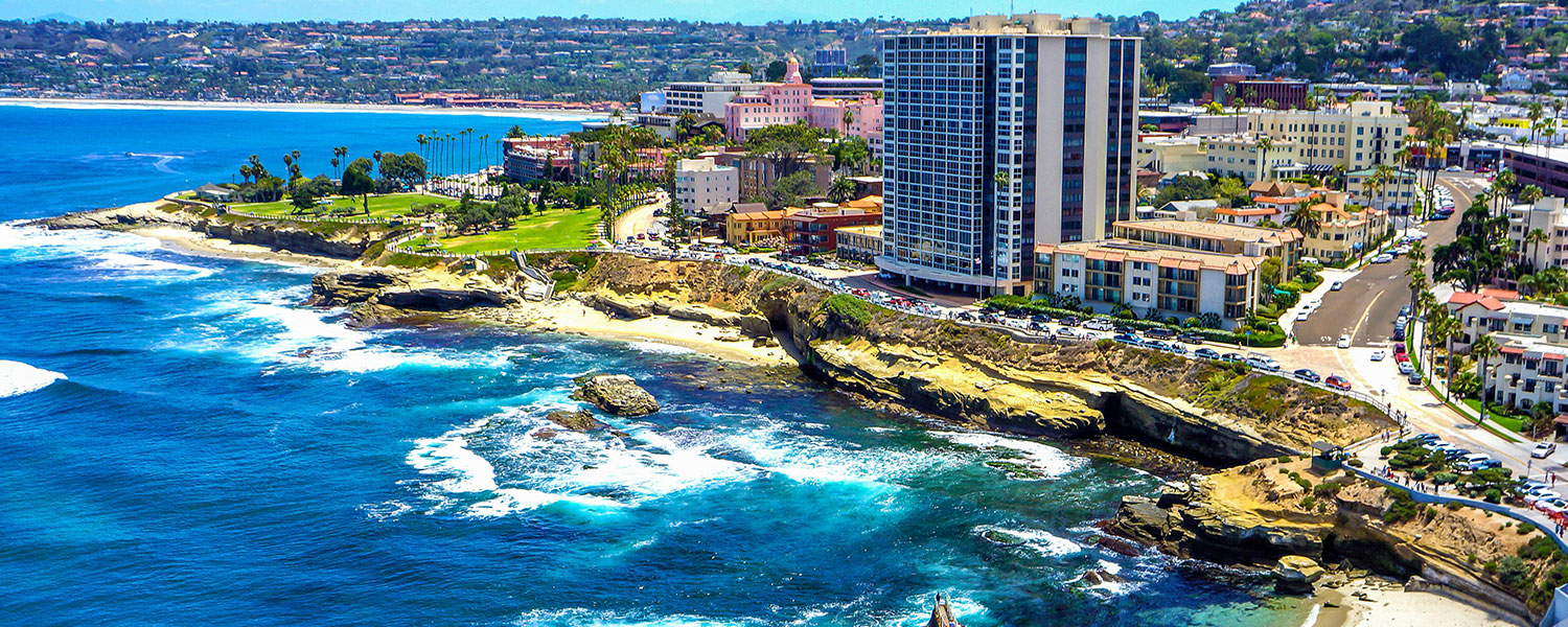 Image of the La Jolla Cove