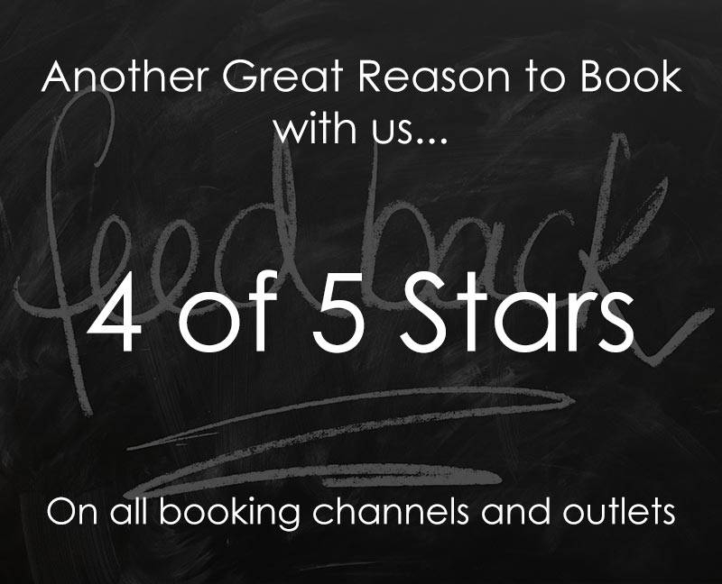 Images of 5 reasons to book direct